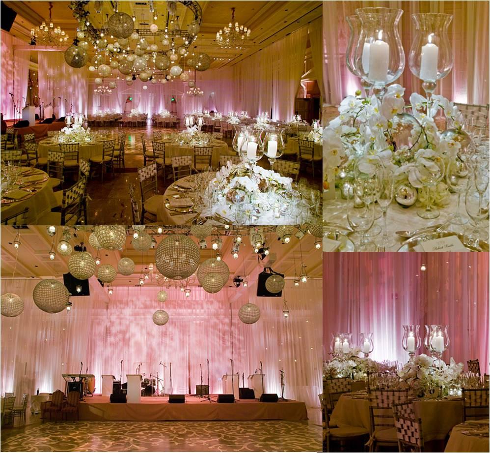 Especial Noivas A decoração  Eccentric Beauty -> Decoracao De Banheiro Para Festa De Casamento