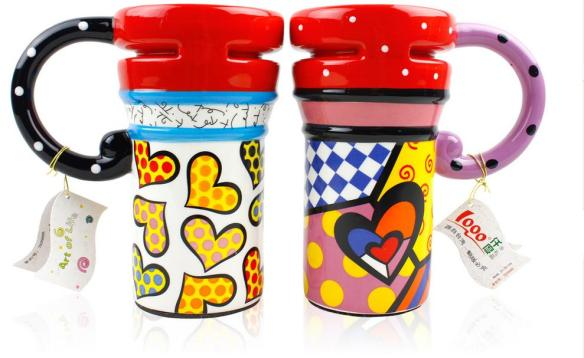 caneca-romero-britto-blog-eccentric-beauty